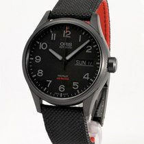 Oris Air Racing Edition V Stahl 45mm Schwarz Deutschland, Teuschnitz