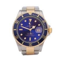 Rolex Submariner Date Gold/Steel 40mm Blue United Kingdom, Bishop's Stortford