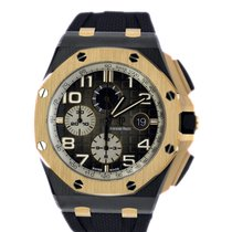 Audemars Piguet 26405NR.OO.A002CA.01 Céramique 2021 Royal Oak Offshore Chronograph 44mm nouveau
