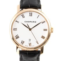Chopard Classic Or jaune 40mm Blanc