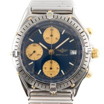 Breitling Gold/Steel 39mm Automatic 81950 pre-owned