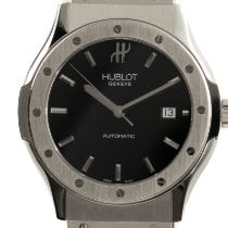 Hublot Steel 41.5mm Automatic B1915.1 pre-owned