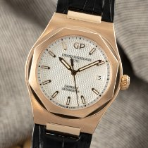 Girard Perregaux Gult guld 38mm Automatisk 81005-52-132-BB6A ny