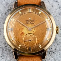 Zenith Port Royal Pозовое золото 36mm Коричневый Без цифр