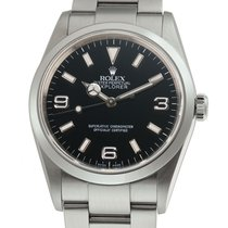 Rolex 114270 Steel 2005 Explorer 36mm pre-owned United States of America, New York, New York