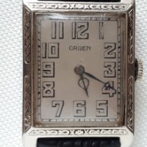 Gruen 25mm Manual winding pre-owned