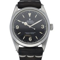 Rolex 1016 Steel 1970 Explorer 36mm pre-owned United States of America, New York, New York