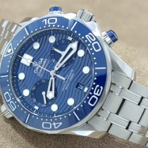 Omega 210.30.44.51.03.001 Acier 2021 Seamaster Diver 300 M 44mm nouveau