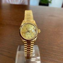 Rolex Lady-Datejust 69178 Bună Aur galben 26mm Atomat România, Bucharest