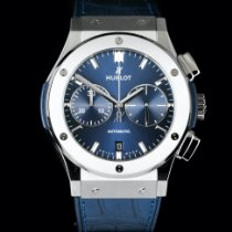 Hublot Classic Fusion Blue 521.nx.7170.lr Very good Titanium 45mm Automatic South Africa, Pretoria