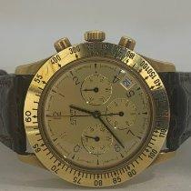 Zenith Or jaune 40mm Remontage automatique 06-0051-400 occasion