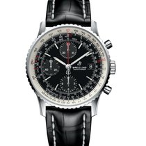 Breitling Navitimer Heritage A13324121B1P1 New Steel 41mm Automatic