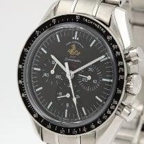 Omega Speedmaster Professional Moonwatch Stahl 42mm Schwarz Keine Ziffern Schweiz, Zürich