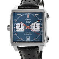 TAG Heuer CAW211P.FC6356 Steel Monaco Calibre 11 39mm new United States of America, New York, Brooklyn