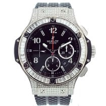 Hublot Big Bang 44 mm Steel 1mm Black Arabic numerals United States of America, New York, New York