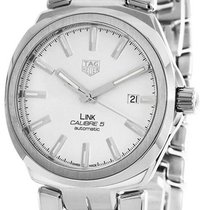 TAG Heuer Link Calibre 5 41mm Silver United States of America, California, Los Angeles