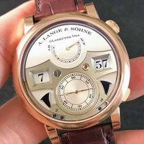 A. Lange & Söhne Rose gold 44.2mm Manual winding 145.032 new