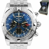 Rolex Chronograph Steel 44mm Blue