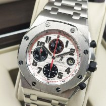 Audemars Piguet 26170ST.OO.1000ST.01 Acier 2010 Royal Oak Offshore Chronograph 42mm occasion