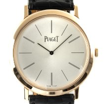 Piaget Altiplano Red gold 38mm Silver