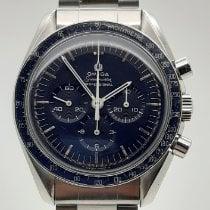 Omega Speedmaster Professional Moonwatch použité 42mm Černá Chronograf Ocel
