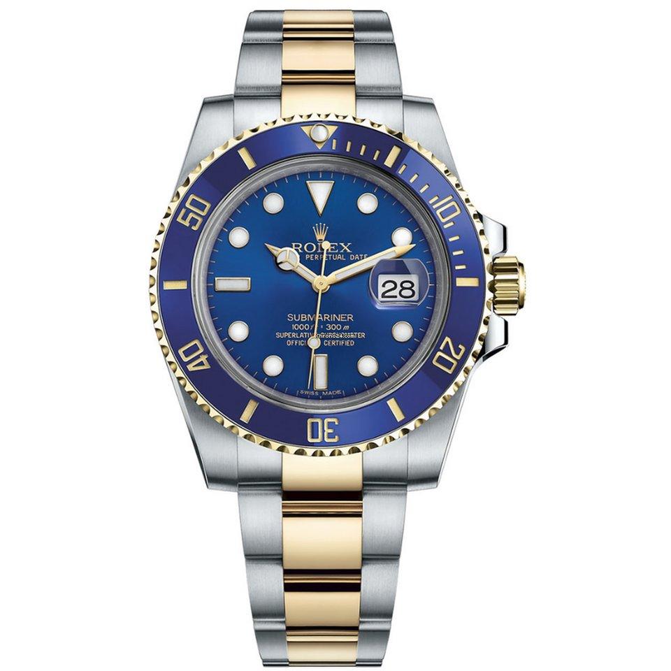 Rolex Submariner Date 116613LB новые