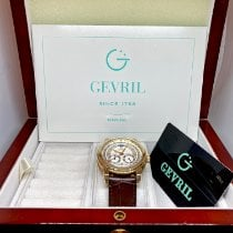 Gevril Yellow gold 40mm Automatic R012 pre-owned United States of America, Arizona, phoenix