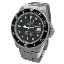 Rolex Submariner Date 168000 Very good Steel 40mm Automatic