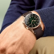Longines Bronze Automatic Black 42mm new Legend Diver