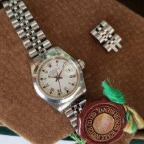 Rolex Oyster Perpetual Lady Date Acero 25mm Romanos México, Naucalpan