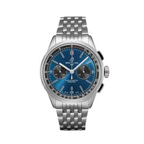 Breitling Steel 42mm Automatic AB0118A61 new United States of America, New York, New York