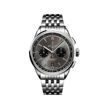 Breitling Steel 42mm Grey No numerals United States of America, New York, New York
