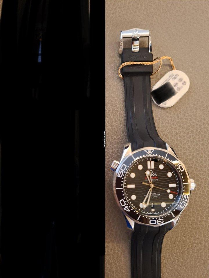 Omega Seamaster Diver 300 M 210.32.42.20.01.001 2021 new