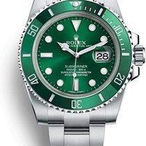 Rolex Submariner Date 116610LV Muy bueno Acero 40mm Automático