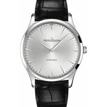 Jaeger-LeCoultre Master Ultra Thin Steel 41mm Silver No numerals