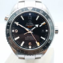 Omega 232.30.44.22.01.001 Steel 2016 Seamaster Planet Ocean 43.5mm pre-owned