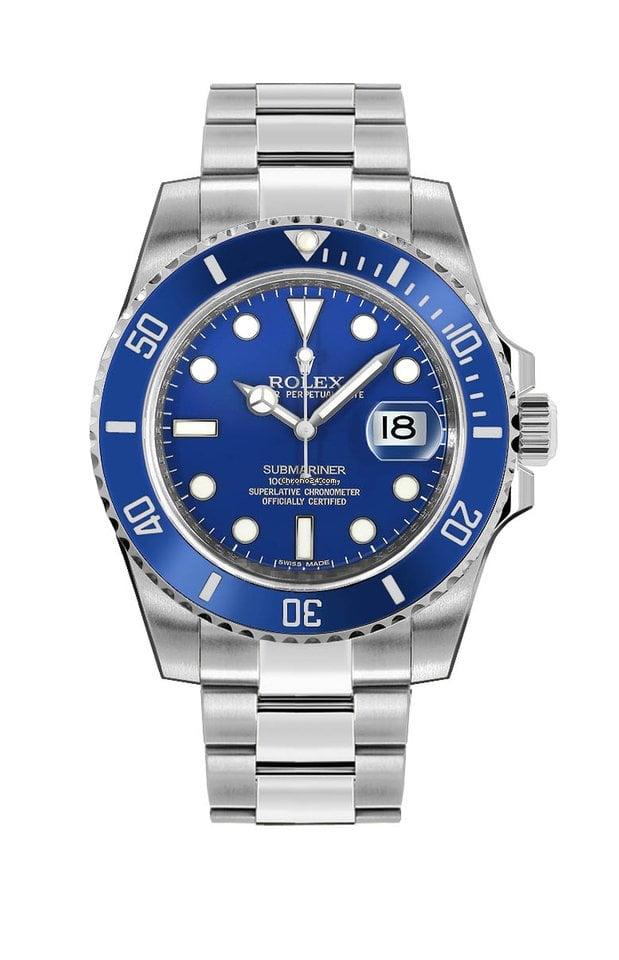 Rolex Submariner Date 116619 2018 new
