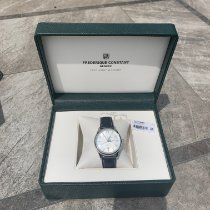 Frederique Constant Runabout Automatic Steel 42mm Black Arabic numerals United States of America, New Jersey, Linden