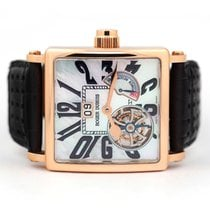 Roger Dubuis Golden Square Rose gold 40mm Mother of pearl Arabic numerals United States of America, Florida, Aventura