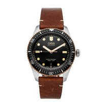 Oris Divers Sixty Five Steel 40mm Black No numerals United States of America, Pennsylvania, Bala Cynwyd