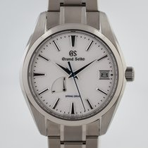 Seiko Grand Seiko Titanium 41mm White No numerals United States of America, California, Pleasant Hill