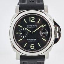 Panerai Luminor Marina Automatic Steel 44mm Black Arabic numerals United States of America, California, Pleasant Hill