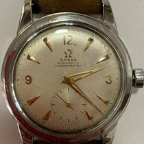 Omega Gold/Steel 35mm Automatic Seamaster pre-owned
