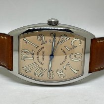 Franck Muller Steel 34mm Automatic 6850 pre-owned India, MUMBAI