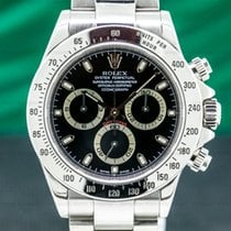 Rolex Daytona Steel 40mm Black United States of America, Massachusetts, Boston