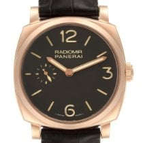 Panerai PAM00513 Or rose 2014 Radiomir 1940 42mm occasion