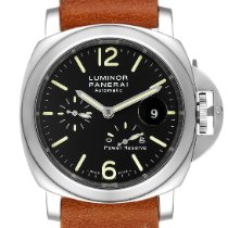 Panerai Luminor Power Reserve Steel 44mm Black Arabic numerals United States of America, Georgia, Atlanta