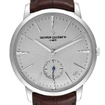 Vacheron Constantin Platinum Manual winding 42mm pre-owned Patrimony