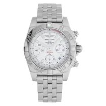 Breitling Chronomat 41 Steel 40mm Silver No numerals United States of America, Florida, Surfside