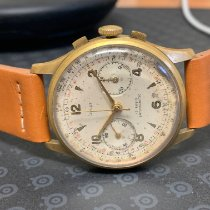 Record Bronze 37mm Manual winding pre-owned